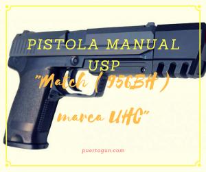 Pistola Manual USP