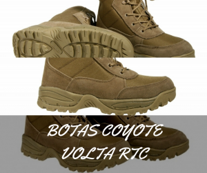 BOTAS COYOTE VOLTA RTC