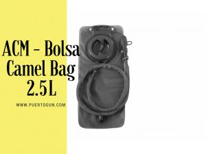 ACM - Bolsa Camel Bag 2.5L
