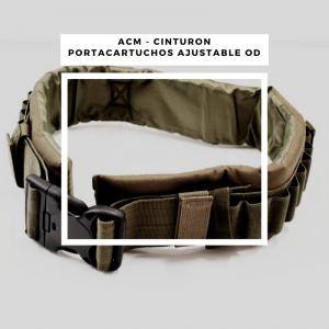 ACM - Cinturon portacartuchos !