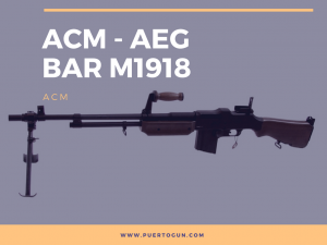 ACM - AEG BAR M1918