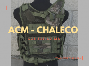 ACM - Chaleco