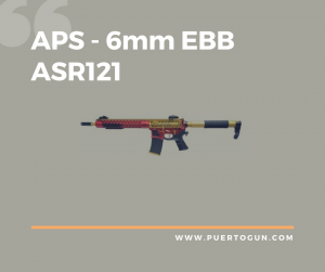 APS - 6mm EBB ASR121