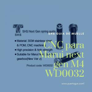CNC para Marui next gen M4 WD0032