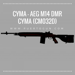 CYMA - AEG M14 DMR CYMA (CM032D)
