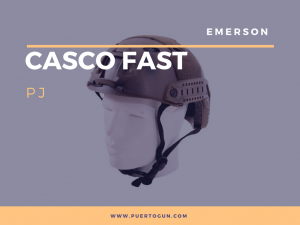 EMERSON - CASCO FAST PJ